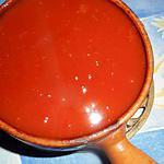 recette Sauce aux tomates fraiches