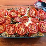 recette Gratin de légumes d'été et viande hachée ( sur base de la recette de Gioisa05!)