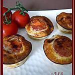 recette Quiche tomates et lardons