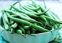 haricots verts : recette