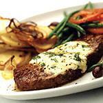 recette Beurre de chèvre (pour viandes rouges)