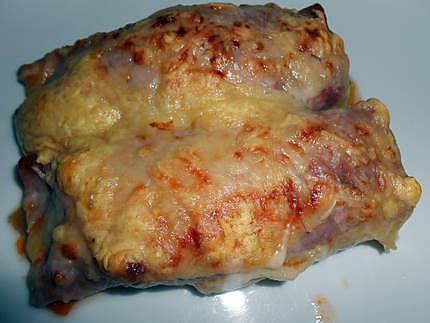 Endives jambon bolognaise gratinees 430