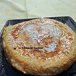 Gâteau aux pommes à la poêle