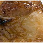 recette poitrine de veau laquée au miel