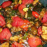 recette Bohemienne provençale