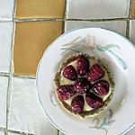 recette Tartelette aux fraises diététique