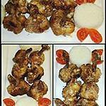 recette Ailes de poulet aux noix