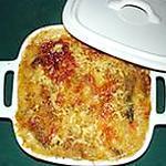 recette Cassolette de pétoncles aux asperges vertes et champignons