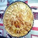 recette tarte aux pommes rapides