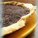 recette Tarte au Nutella & au chocolat