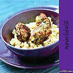 recette boulettes orientale