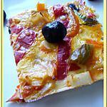 recette Tortilla au Surimi
