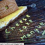 recette Mango Cheesecake