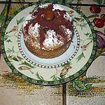 recette Gateaux au yaourt-mûres et pommes-poires du jardin .