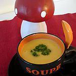 recette Ma petite soupe d'automne