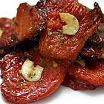recette Tomates Confites à la Provençale