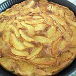 recette Traditionnelle flaugnarde aux pommes (version diabetique également)