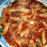 recette Macaronade au boeuf