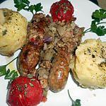 recette Andouillette aux herbes a la bretonne