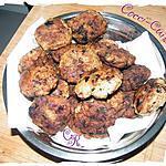 recette Galettes de viande « fleischkiechle »