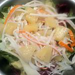 recette Salade de Surimi et ananas