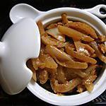 recette Sauté de volaille aux épices et aux oignons