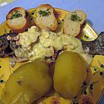 recette truite facon pitouse creme hollandaise d'amandes