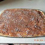 recette Tiramisu aux pommes caramélisées