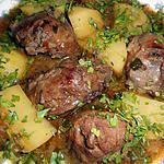 recette Joues de porc confites