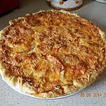 recette Tarte au thon tomates
