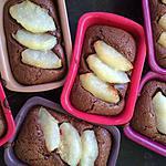 recette Moelleux Poire Chocolat