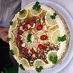 recette Mille feuille de crêpes 10 pers