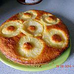 recette Gâteau au yaourt exotique