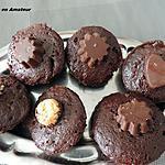recette Gâteau au chocolat au micro ondes