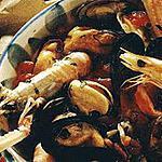 recette Sauté de fruits de mer