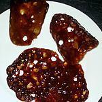 recette Chips et tuiles de Carambar (caramel et cola)