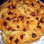 recette Fougasse au chorizo