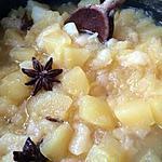 recette Compote Pommes Poires badiane