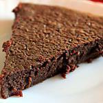 recette fondant intense chocolat noir