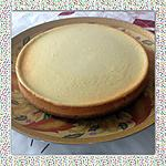 recette Cheesecake et son coulis de grenade