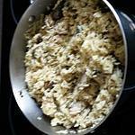 recette risotto aux cèpes