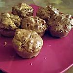 recette cakes aux tomates séchées et chèvre