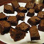 recette Brownies de style fudge
