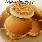 recette Minis pancakes sans oeufs