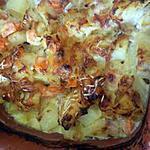 recette gratin de morue aux légumes