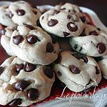 recette ~Les meilleurs biscuits aux brisures de chocolat~