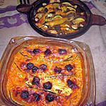 recette courgettes et fleurs farcies  a la cancoillotte
