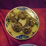 recette minis cakes  bretons  aux  moules et aux  coques  de la cuisine pour voozeno