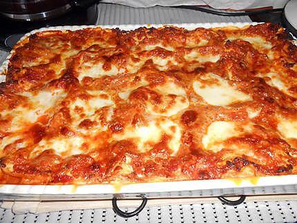 l'incontournable et classique lasagne bolognaise 430