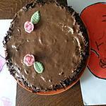recette gâteaux mousse chocolat